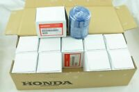 JOB LOT 30x GENUINE NEW HONDA OIL FILTER PETROL MODELS
