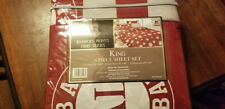 Bamboo King Size Alabama 6pc Sheet Set ( New in box)