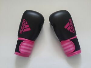 Adidas Hybrid 100 Dinamic Fit Boxing Gloves Sparring Mit Bag ADIHDF100 6/8/10oz