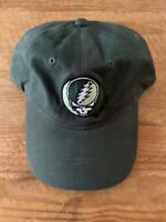 Grateful Dead Stealie green Baseball Hat Steal Your Face New Green Dead Head hat