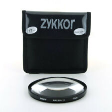 77mm Macro +10 Close Up Filter Lens For Canon 5D 17-55mm f/2.8 IS 17-40mm f/4.0L