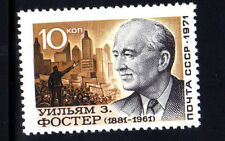 RUSSIA #3915  WILLIAM FOSTER    MINT  VF NH  O.G