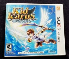 Kid Icarus Uprising (Nintendo 3DS) Case, Manual, Game - 2DS Games