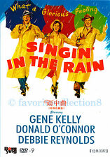 Singin' in the Rain (1952) - Debbie Reynolds,Gene Kelly,Donald O'Connor- DVD NEW