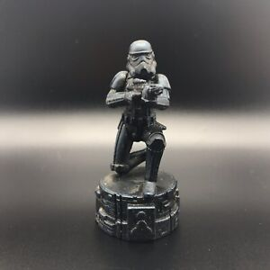 Star Wars Black Pawn Replacement Piece For Chess Game LFL 2005