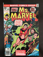 Ms Marvel #1 1977 First Printing Marvel Comic Book