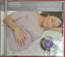FISHER PRICE.sleeping for two cd.music for mothers to be,BABY SLEEP AID