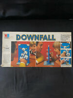 Vintage 1977 MB Board Game DOWNFALL Long Box Version
