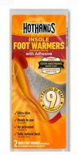 HotHands HFINSPDQ Insole Foot Warmers with Adhesive