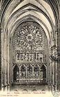 CPA 80 AMIENS la cathédrale rosace du sud