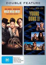 Wild Wild West  / Young Guns 02 (DVD, 2008, 2-Disc Set)