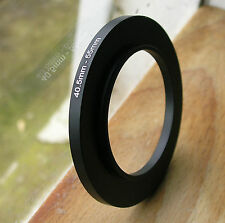 40.5mm to 55mm filter step up  ring used Unbranded/Generic