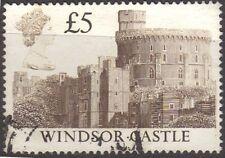 (GB255)1988 WindsorCastle Five PoundsDarkBrown ow1413