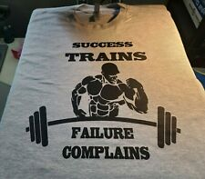 Bodybuilding Fitness T-Shirt