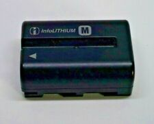 NP-FM500H Genuine battery for Sony A-mount series