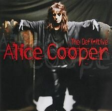 The Definitive Alice Cooper 0081227353421 CD P H
