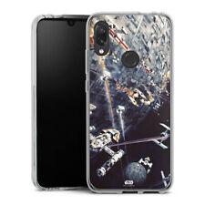 Xiaomi Redmi Note 7 Silikon Hülle Case Handyhülle - Death Star