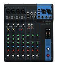 Cmg10yem Yamaha Mg10 Mixer Analogico Nero/antracite Strumenti musicali e DJ