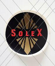 solex velosolex sticker autocollant stickers rond tous solex