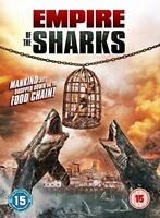 Empire of the Sharks [DVD][Region 2]