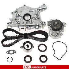 Timing Belt Water ,Oil Pump Kit For 96-00 Honda Civic Si Del Sol VTEC 1.6L B16A2