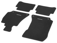 Genuine Mercedes Benz Ribbed Carpet Mats E Class W213 Saloon & Estate  Automatic