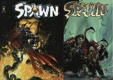 lot 4 comics US Spawn 66-69 Mc Farlane-Capullo Curse of the Spawn 15 & 17 Neufs