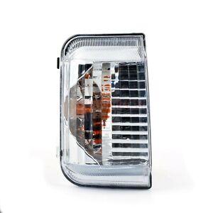 PEUGEOT BOXER 2006-2017 Wing Mirror Indicator Lens FREE bulb LEFT N/S