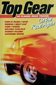 Top Gear-On The Road Again Audio Cassette NEW