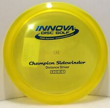 Disc Golf Disc Innova - Champion Sidewinder Yellow 175g - New
