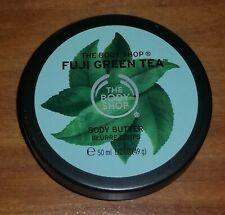 The BODY Shop Body Butter - TRAVEL Size New - FUJI GREEN TEA