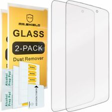 Mr Shield [2-Pack] For Alcatel Onetouch Idol 3 (5.5 Inch) [Tempered Glass] Scree