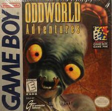 Oddworld Adventure GB New Game Boy