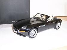 KYOSHO 1:12, BMW Z8, schwarz / black, cream interior, good condition, in BOX