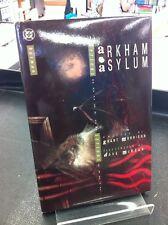 Arkham Asylum HC Grant Morrison Beautiful Condition First Print!