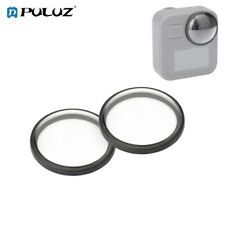 2 PCS PULUZ Acrylic Protective Lens Cover for GoPro Max
