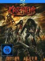 Kreator - Dying Alive Nuovo CD/DVD