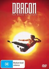 The Dragon - Bruce Lee Story (DVD, 2019)