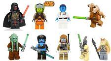 Star Wars Revan Hera Ithorian Thrawn Pao Custom Lego Mini Figure Fisto Aayla Jar