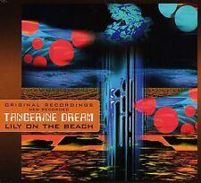 NEUF + neuf dans sa boîte CD TANGERINE DREAM – Lily On the Beach PROG ROCK