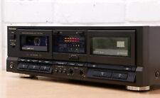 TECHNICS RS-TR165 Double cassette tape deck Dolby B C auto reverse JAPAN 99p NR