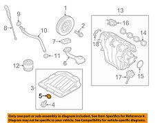 KIA OEM 06-18 Optima Engine Parts-Drain Plug Gasket 2151323001