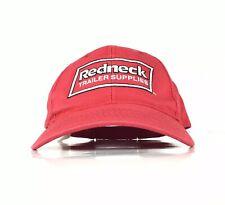 Redneck Trailer Supplies Embroidered Baseball Cap Hat Adj. Men's Medium Size