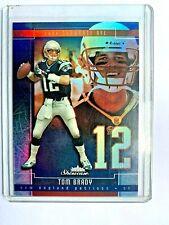 Tom Brady 2004 Fleer Showcase # 100 Patriots