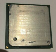 Intel Pentium 4 SL7EY CPU Processor 512 KB 400 MHz 2.8 GHz Socket 478