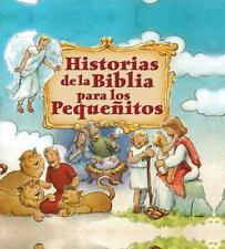 Historias de La Biblia Para Los Pequenitos (Board Book)