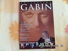 FASCICULE COLLECTION JEAN GABIN N° 35 NAPOLEON 2EME EPOQUE  J21