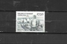 Greenland # 462, ( Scv 11.00 ) Mnh Stamps Beautiful Color