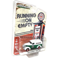 GREENLIGHT 41060 E 1939 CHEVROLET PANEL TRUCK 1/64 RED CROWN GASOLINE Chase