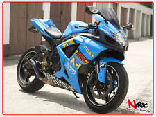 Kit Carena ABS fairing Suzuki GSX-R 600 750 2006 2007 Verniciata Replica Rizla